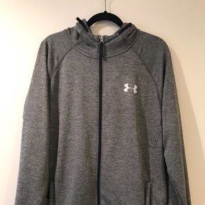 Mens Under Armour Jacket - Gray